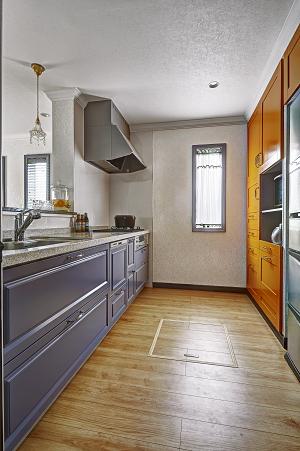 キッチンのカウンターだけの交換もリーズナブルにできるキッチンメーカー